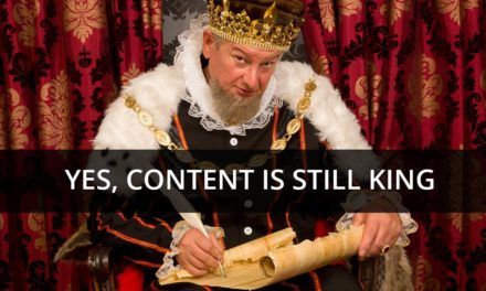 Why Content is Still The Best SEO Tactic