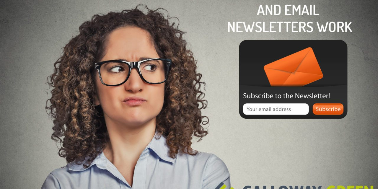 Why Annoying Popups and Email Newsletters Work