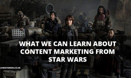 What We Can Learn About Content Marketing from Star Wars
