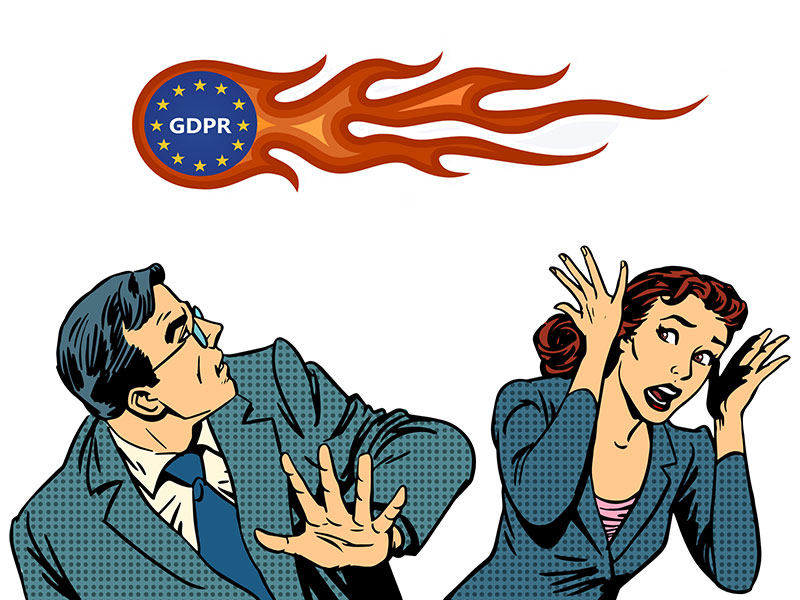 GDPR - Let's all calm down a bit, shall we? - SEO, Content Marketing & Website Design