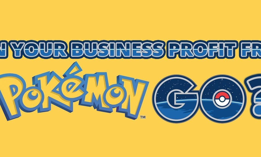 How to Use The Free Pokemon Go Game to Double Your Customers This Weekend