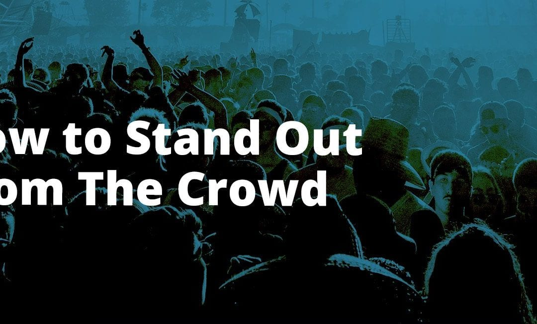 Zombies, Cupcakes and How to Stand Out From the Crowd